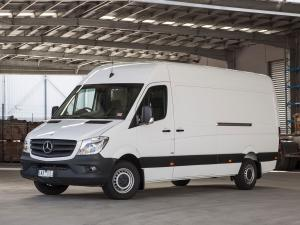 2014 Mercedes-Benz Sprinter 316 Bluetec LWB LH2
